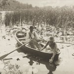 """""""Gathering Water Lilies"""", 1886"""