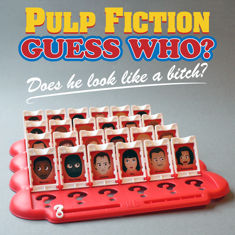 Pulp Fiction - Guess Who - Joe Stone