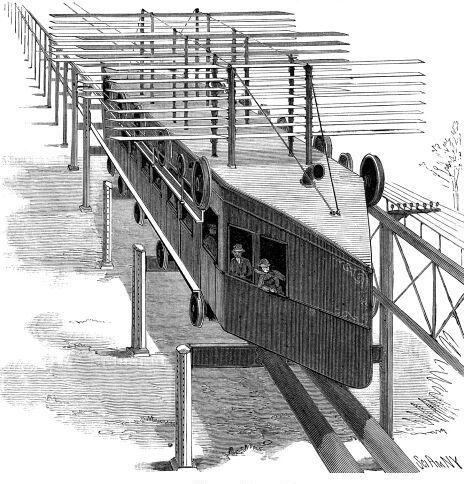 Aerodromic System of Transportation