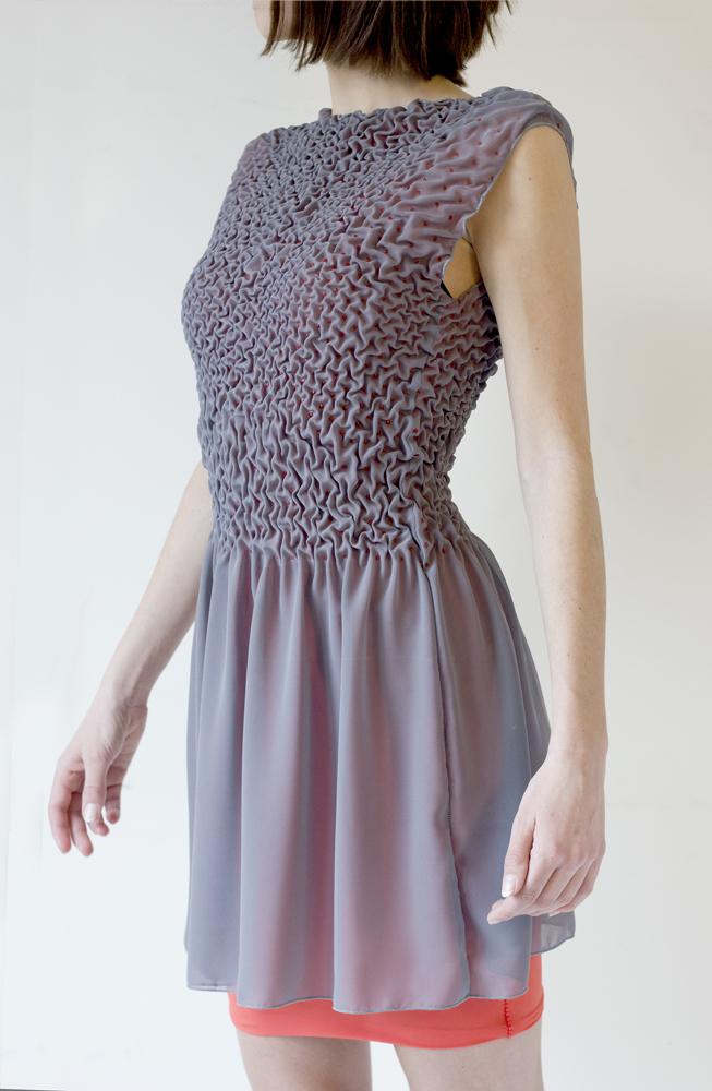 Uno de los vestidos de 'Inner Fashion' - © Jansen and Vailly