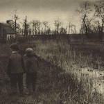 "Peter Henry Emerson - ""A Toad in the Path - An Early Spring in Norfolk"", 1888"