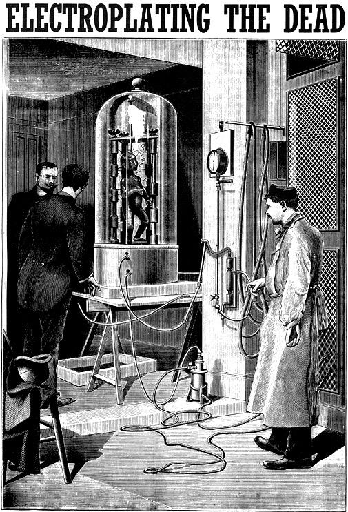 Ilustración del libro 'Victorian Inventions', de Leonard De Vries, en el que figura el invento