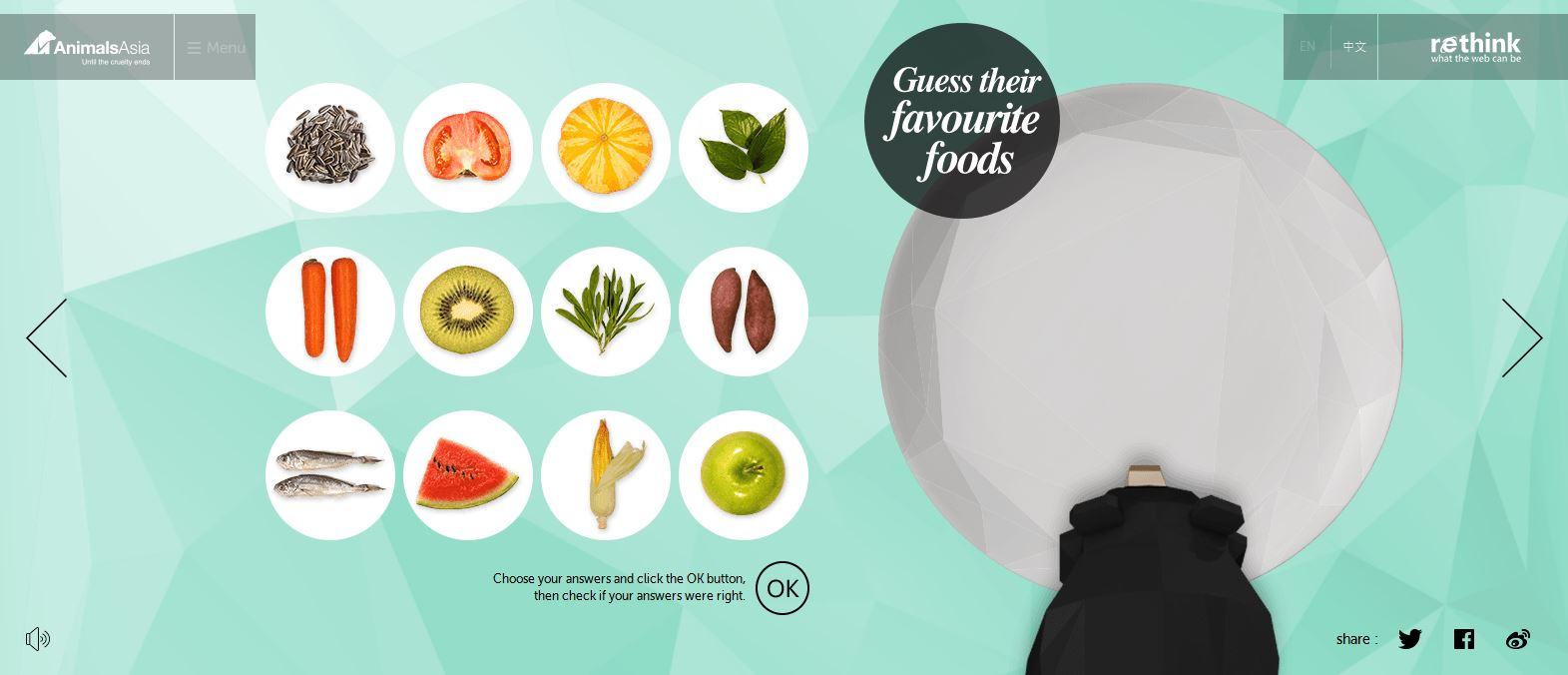 Jasper - Favourite foods