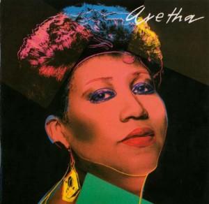 """Aretha Franklin. """"Aretha"""", 1986"""