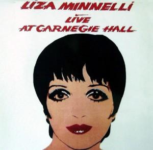 """Liza Minelli: """"Live at Carnegie Hall"""", 1979"""