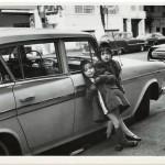 Vivian y su hermana Anya, Nueva York, 1965