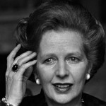 Margaret Thatcher © Jane Bown / The Observer