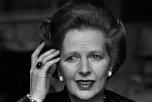 Margaret Thatcher © Jane Bown / The Observer