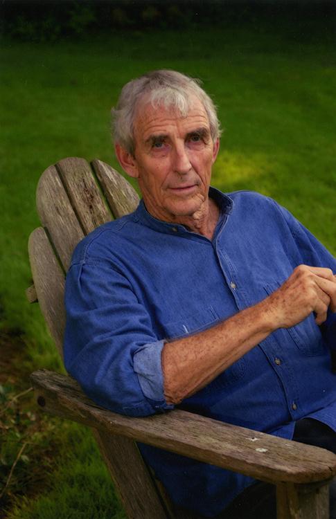 Peter Matthiessen (1927-2014) Foto: Riverside Books