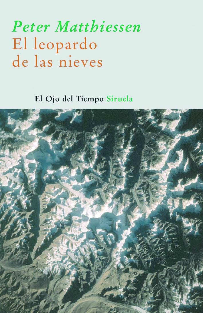 """""""El lepardo de las nieves"""" (reedición de 2008)"""