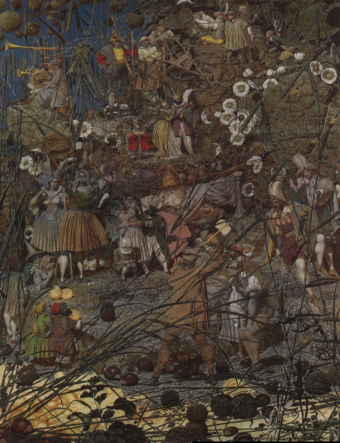 """The Fairy Feller's Master-Stroke"""