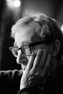 Woody Allen © Jane Bown / The Observer