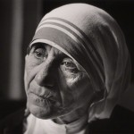 Mother Teresa © Jane Bown / The Observer