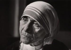 Mother Teresa © Jane Bown / The Observer