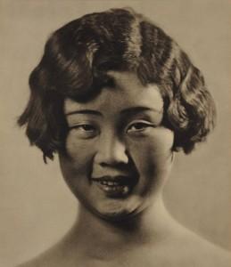 Yasuzo Nojima - Face, 1931