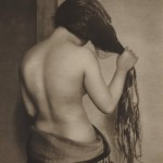 Yasuzo Nojima - Nude from Rear, 1930