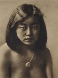 Yasuzo Nojima - A Young Girl, 1931