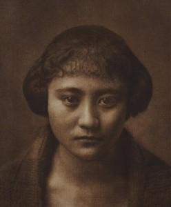 Yasuzo Nojima - Portrait, 1923