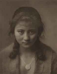 Yasuzo Nojima - Portrait, 1930