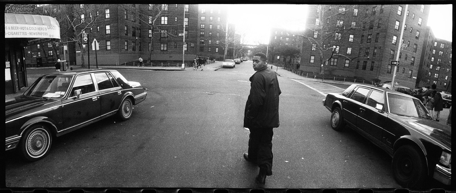 Nas (Foto: Danny Clinch)