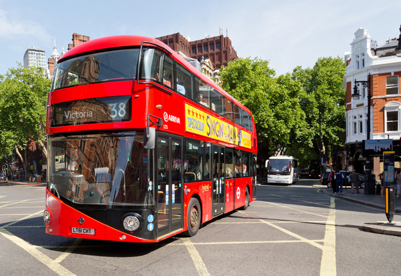 El New Routemaster - Images: © Wrightbus
