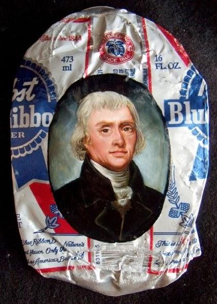 'Thomas Jefferson' - Kim Alsbrooks
