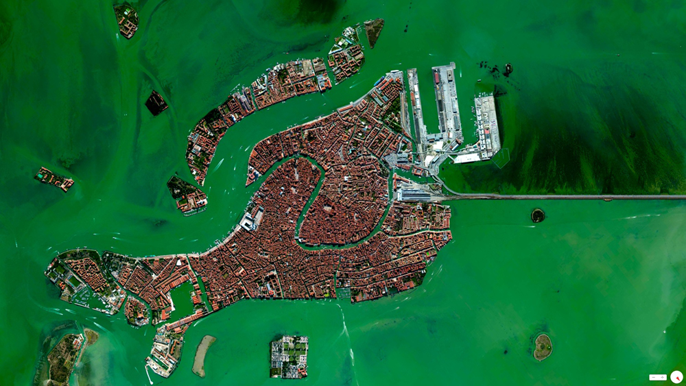 Venecia - © 2014, Daily Overview