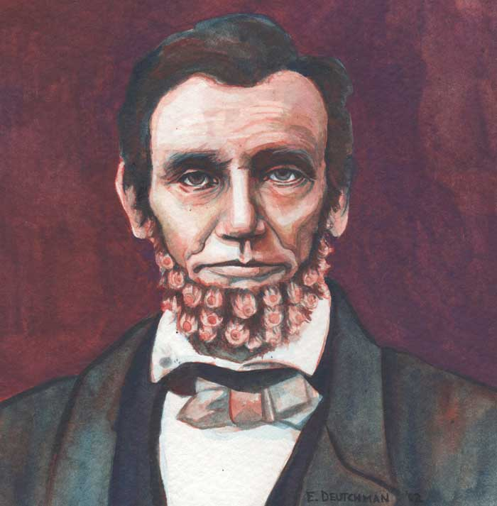 'Abraham Lincoln' - Emily Deutchman