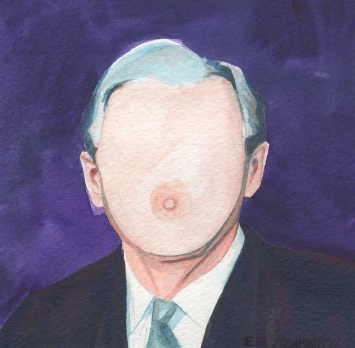 'George W. Bush' - Emily Deutchman