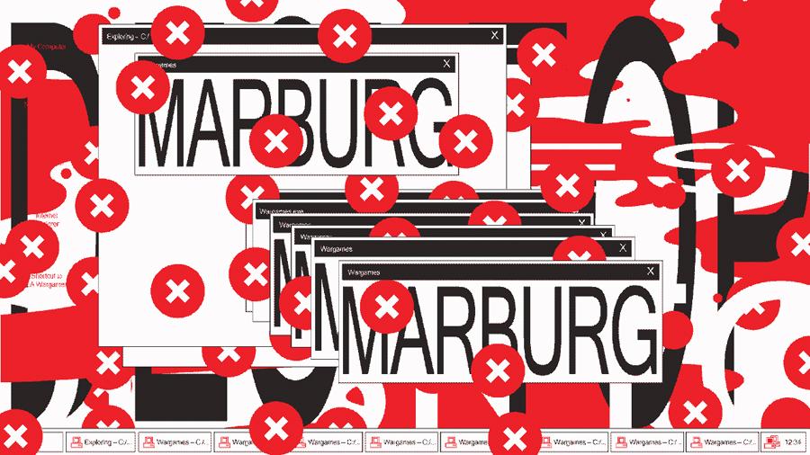 Ilustración del estudio HORT para el virus Marburg