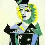 """Pablo Picasso - """"Nusch Éluard"""""""