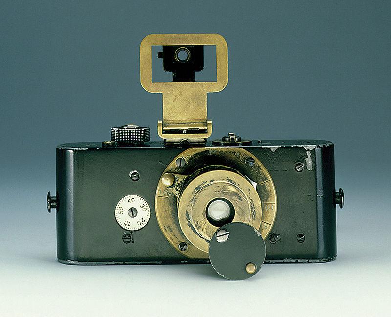 Ur Leica, 1914