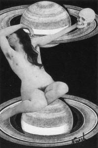 Nusch Éluard – Collage, ca. 1937 Collection of Timothy Baum, New York.