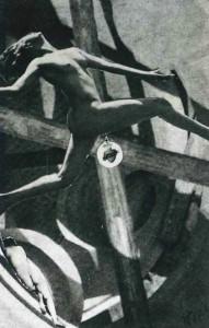 Nusch Éluard – Photo-collage c. 1937.Collection of Timothy Baum, New York.