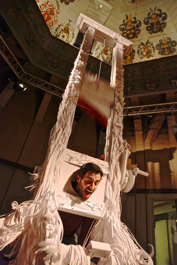 'Paper Cuts' en Amsterdam - Mandy Smith/Hal Kirkland