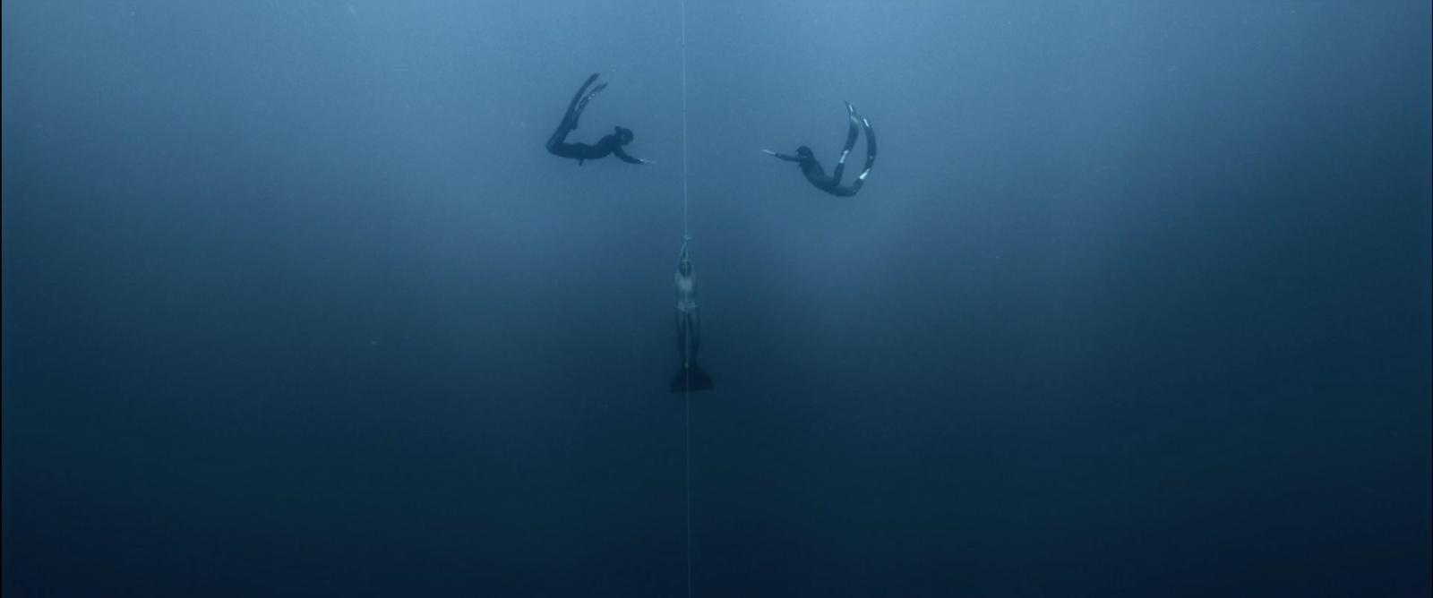 "Imagen de ""Narcose"" © Julie Gautier"