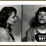 Betty Joan Knight, detenida en 1959 por vandalismo y borrachera. La multaron con 5 dólares (smalltownnoir.com)