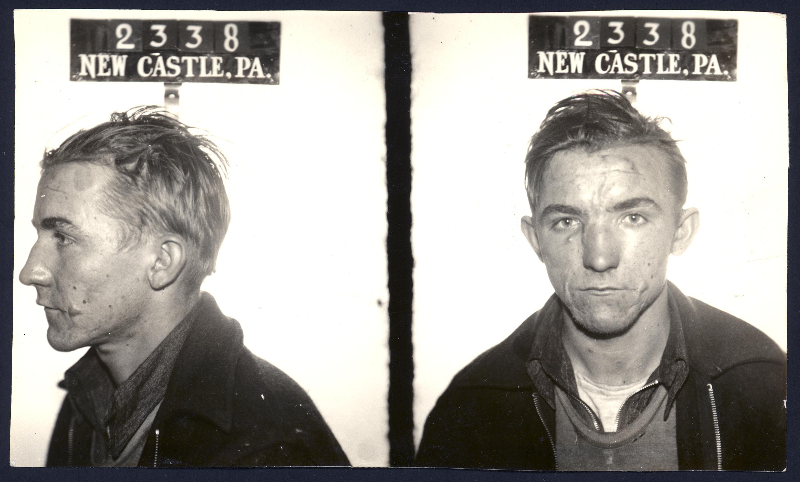 Edward Kozol tenía 17 años cuando le detuvieron, en 1937, por robar chatarra. Murió en el desembarco de Normandía a los 23 (smalltownnoir.com)