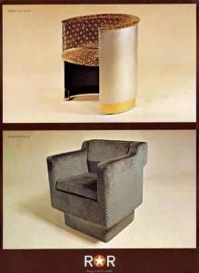 Neptune Square Chair