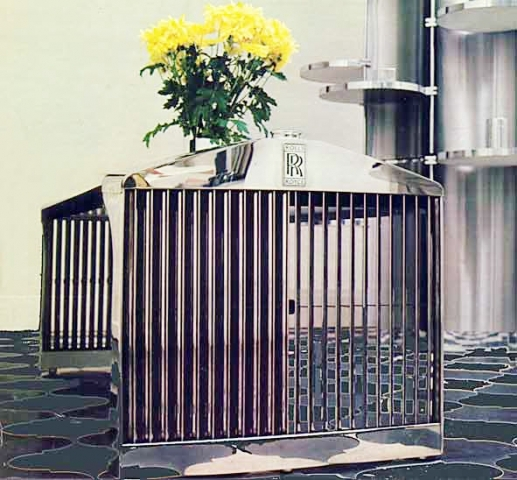 Mesa de Café Rolls Royce