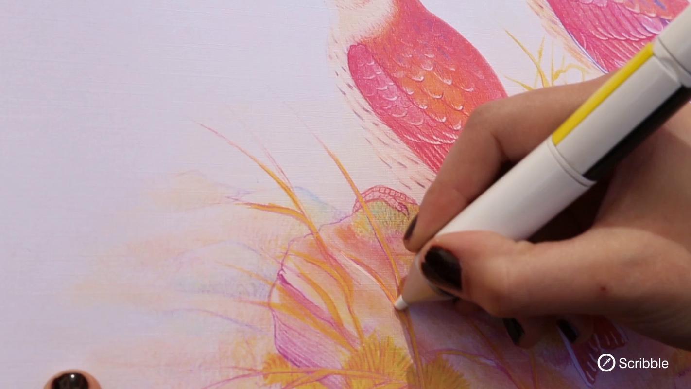 'Scribble Ink'