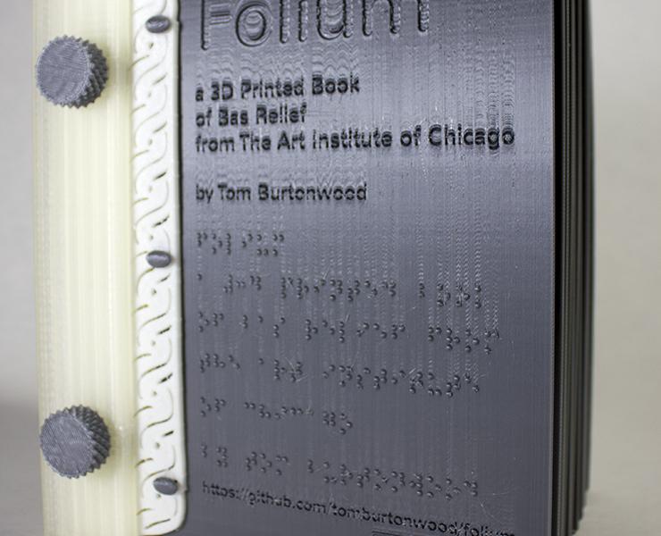 Portada de 'Folium' - Tom Burtonwood