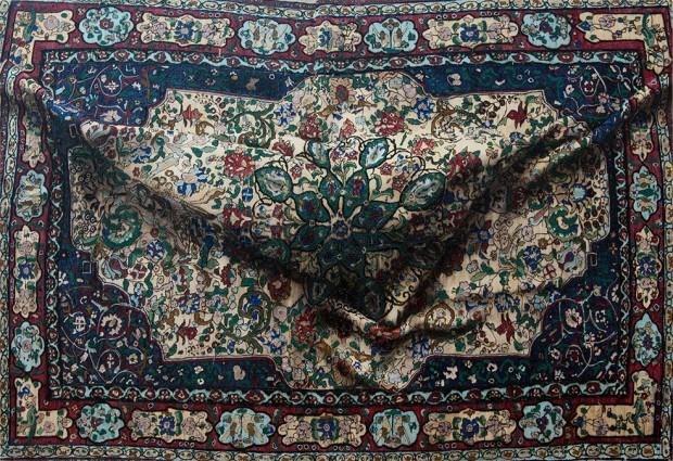 'Volver' (2013) - Antonio Santin