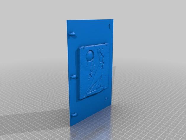 Imagen digital del prototipo de 'Folium' - Tom Burtonwood