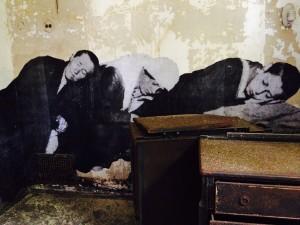 """""""Unframed Ellis Island"""" © JR"""