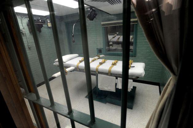 Cámara de ejecuciones de la prisión de Huntsville, Texas