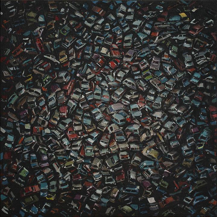'Black Swarm' - Michael Kerbow