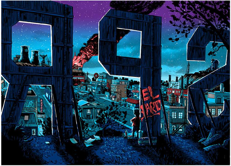 'UnReal Estate' - Tim Doyle