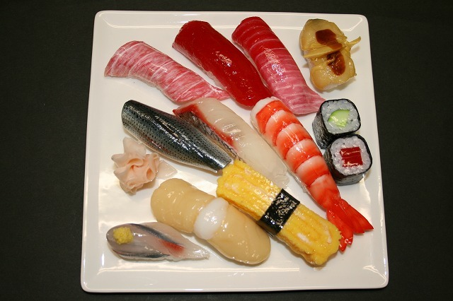 Fake Food Sushi - (www.fake-food.net)