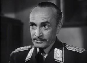 Conrad Veidt en 'Casablanca'
